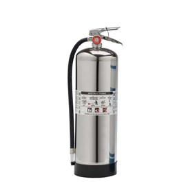 Pressurized Water Extinguisher