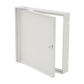 Recessed Access Panel for Acoustical Tile