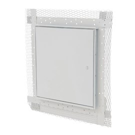 10 x 10 Inch Non-Fire-Rated Flush Access Panel for Plastered Surfaces