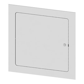 15.5 x 15.5 Inch Medium Security Non-Fire Rated Access Panel for Walls and Ceilings - All Surfaces