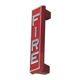 Fire Handle - Red