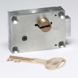 Detention Cabinet Door Locks - Deadlock