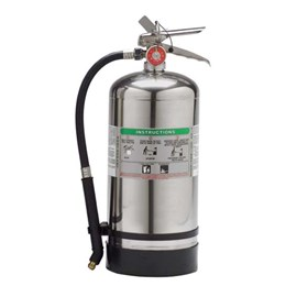 Wet Chemical Fire Extiguisher - 6 Liter Capacity