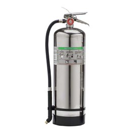 Wet Chemical Fire Extiguisher - 2.5 Gallon Capacity