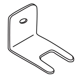 Bracket 5525 for Fire Extinguisher