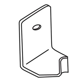 Bracket 575 for Fire Extinguisher