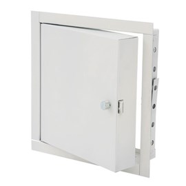10 x 10 Inch Fire Rated Access Panels for All Ceiling Surfaces - Steel