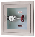 Cabinet for 2.5 inch Fire Dept Valve [18 H x 18 W inches]