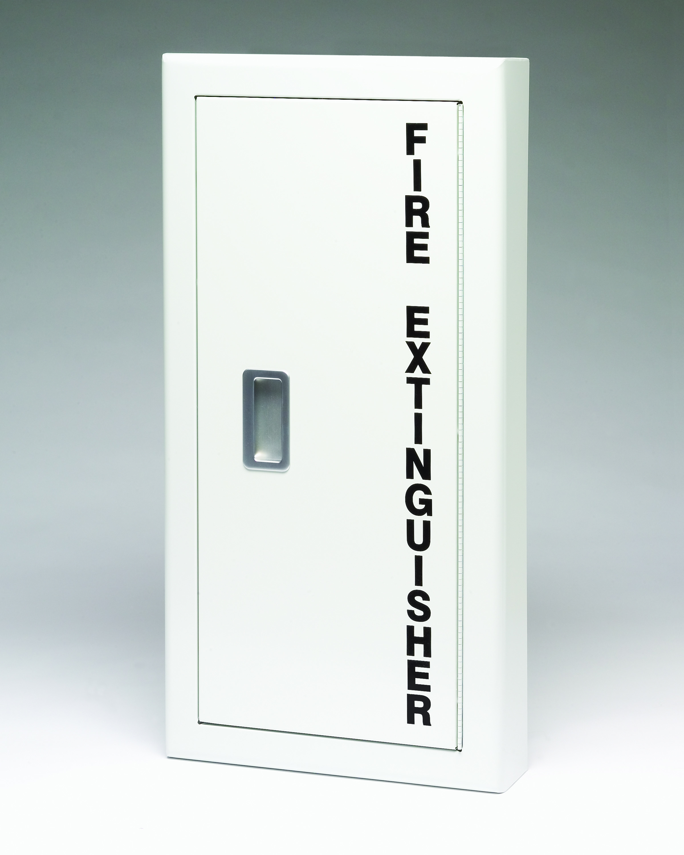 ... 2712 RA Fire Extinguisher (steel Cabinet, Solid Door, Flush Handle) ...