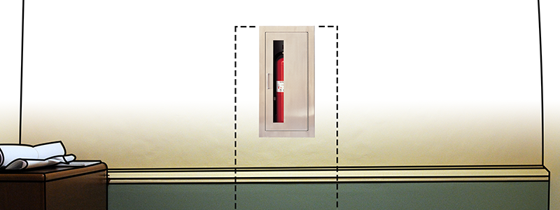 Ada Fire Extinguisher Cabinet Mounting Height Amp Equipment