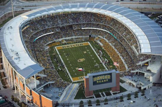 Baylor Football Stadium
